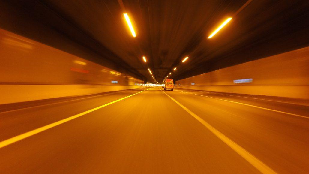 EastGate - Van On Road