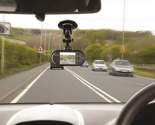 EastGate Dash Cam in Action